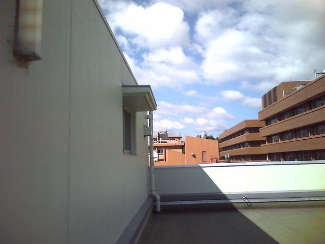 屋上から2