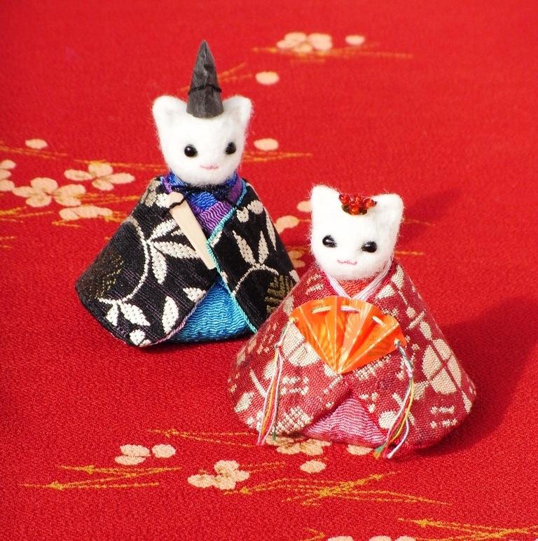 月例猫毛教室を行っている川崎、1月は猫毛祭り初日と重なるため、ワークショップ同時開催です。