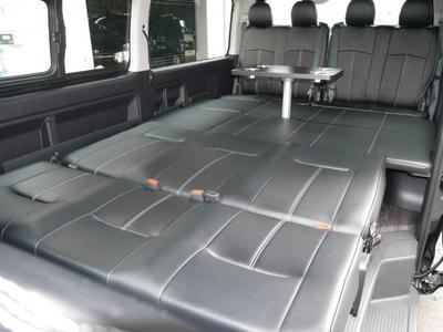 ハイエース 新車 内装 カスタム FD-BOX