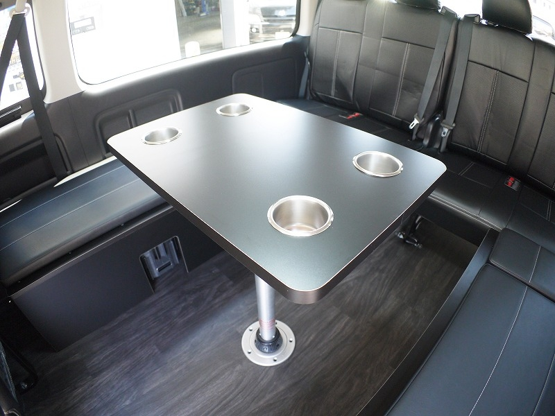 FD-BOX0 標準装備 カスタム テーブル