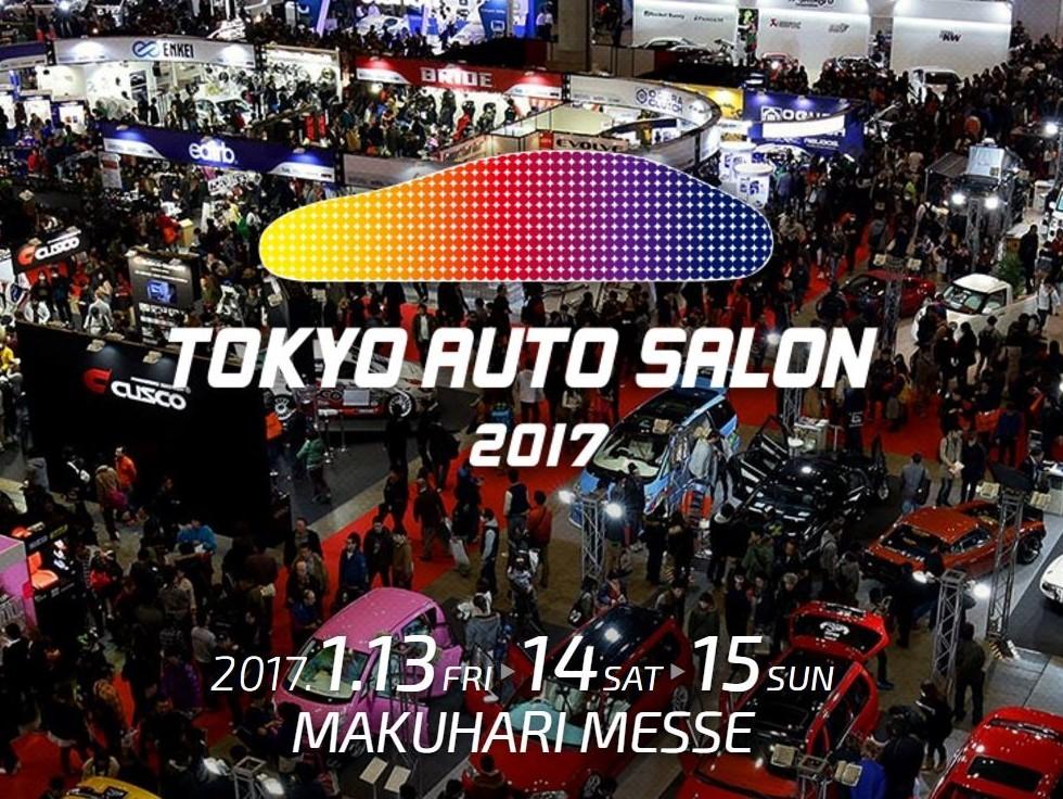 東京オートサロン 2017 カスタムカー