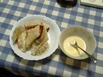 辛子マヨ酢