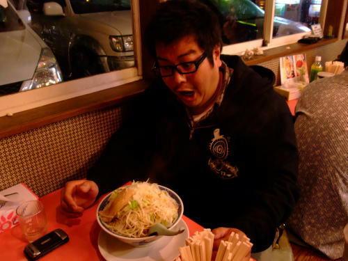 トサQなら食べられるって。