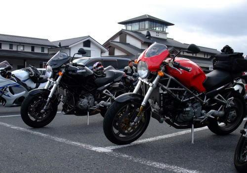 ドゥカティMS4R & MS2R1000