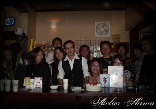 「TATTOO PEER'S PARTY Vol.5」での記念撮影☆私がどこにいるかわかりますか?