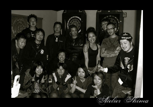 『TATTOO PEER'S PARTY Vol.6』
