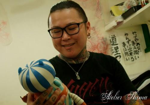 TattooArtistの創る ハイクオリティーtattooデザインアイテム  mugen design