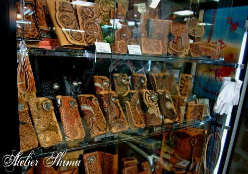 、「ALBUQUERQUE」様には、日本国内では唯一のウエスタンサドルメーカーTAKA FINE LETHER(タカファインレザー)の革製品をはじめ、魅力的な商品が沢山ございます。
