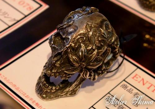 おっさんリングの陰で異彩を放っていたのがこのリング。個人的には一番好き。