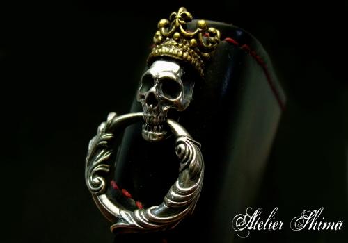 Skull Drop Handle(スカルドロップハンドル)