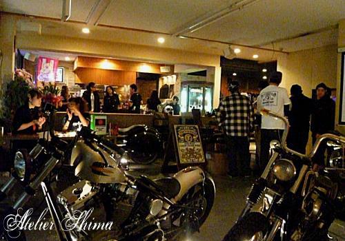 2011年11月19日、茨城県竜ケ崎市BORRACHOS(ボラチョス)にて行われた狂走NIGHT
