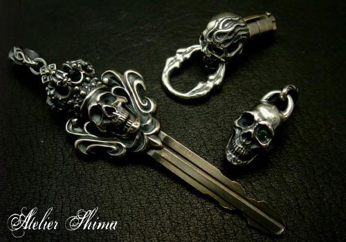 Harley-Davidson Custom Key (ハーレーダビッドソン カスタムキー)