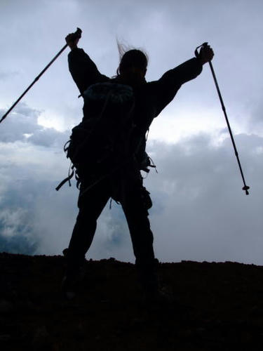 世界遺産に登録された富士山・・・制覇しました。