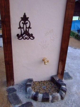 エクステリア&ガーデン 立水栓