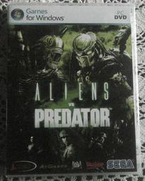Aliens VS Predator パッケージ 開封後 その1