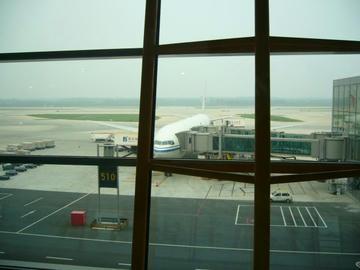 CA926便in北京空港