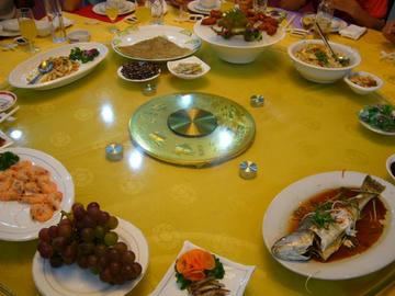 歓迎会の料理