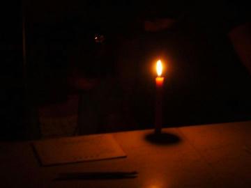 ホテル大停電