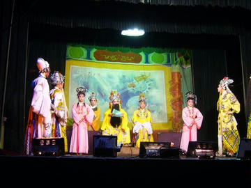 莆仙劇・夜の部1