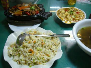 地元中華料理屋