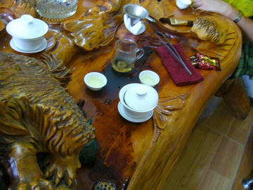 ハイテク茶台
