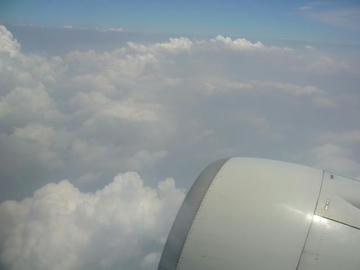 CA1810便の窓の外