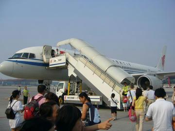 CA421便in北京