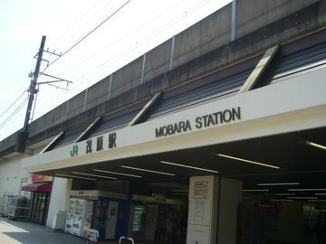 茂原駅東口