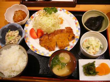 キッチンハウスさくら・日替わり定食