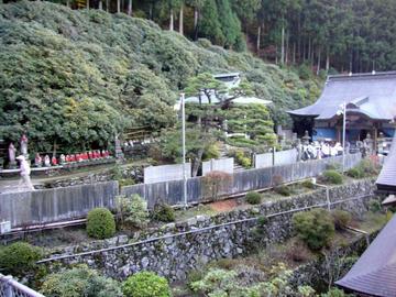 60番札所 横峰寺