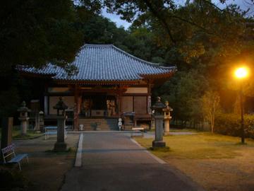 69番札所 観音寺 本堂