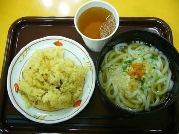 東横イン高松中新町 夕食