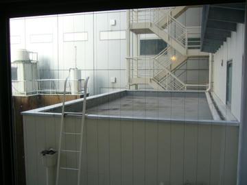 東横イン高松中新町 ダブルルームからの景色