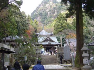 大窪寺 本堂