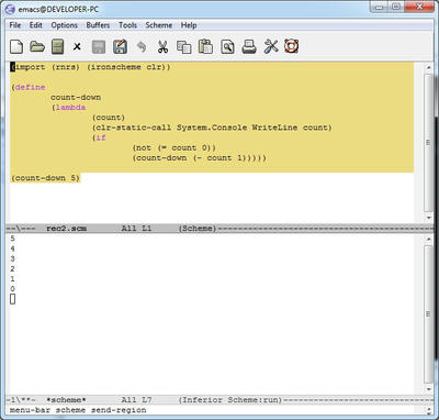 runSchemeOnEmacs.jpg