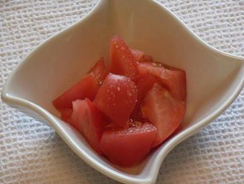 トマト グラニュー糖