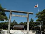 松江護国神社本殿