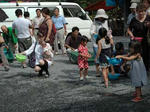 打ち水大作戦 in 紀州和歌山2011