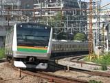 国府津・田町・高崎車両センターE233系