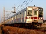 東武10000系(伊勢崎線幕車)