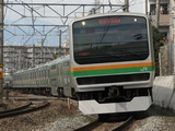 国府津・小山車両センターE231系