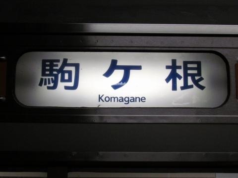 駒ケ根(大型)