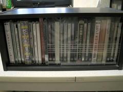 以前のCDボックス
