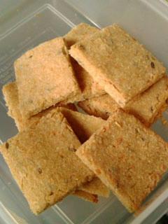 オリーブおからクッキー