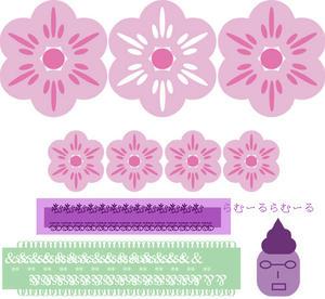 お花とレース.jpg