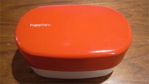Francfrancの弁当箱