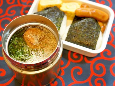 素麺定食弁当