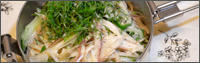 サラダ蕎麦弁当