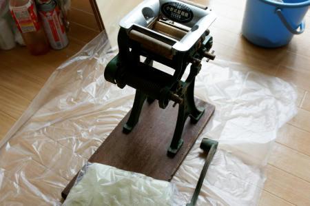 小野式製麺機