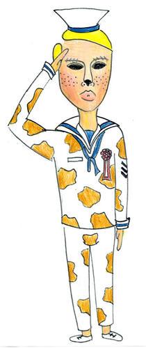 海上自衛隊第1術科学校イメージキャラクターオーディション